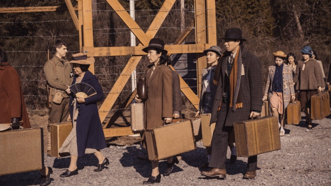 New AMC Drama Follows Japanese American Internment Horror