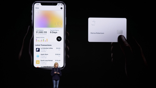 The Apple Credit Card Is Here