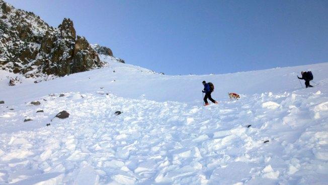 Climber Kills Himself After Girlfriend's Avalanche Death
