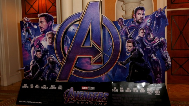 'Avengers: Endgame' Sets Fandango First-Day US Sales Record