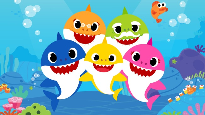 'Baby Shark' TV Show Coming to Nickelodeon