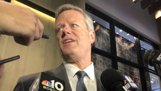 Gov. Charlie Baker: Tax Hike Will Help Towns Address Climate Change