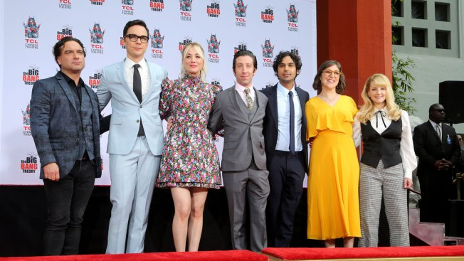 'Big Bang Theory' Gets Shout Out to Nobel Prize Announcement