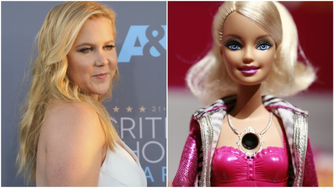 Comedy Queen Amy Schumer in Talks to Play Barbie Doll on the Big Screen