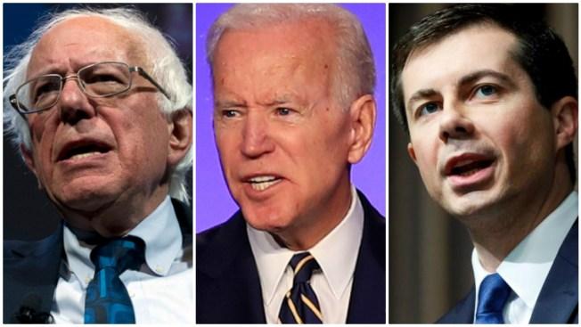 Democratic Presidential Candidates Embrace Staff Unionizing