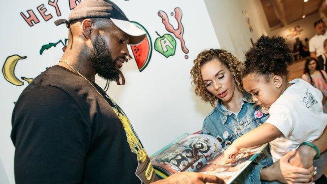 Fifth Quarter: Former Football Star Martellus Bennett Tackles Authoring Children's Books Following NFL Retirement