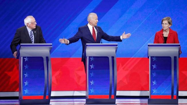 Biden Raises Middling $15.2M in 3rd Quarter for 2020 Bid