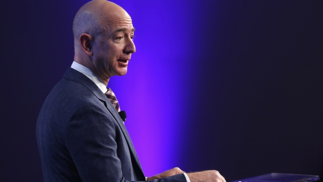 Saudis Accessed Amazon CEO Jeff Bezos' Phone and Gained Private Data, Security Chief Says