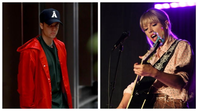 Justin Bieber Comes to Scooter Braun's Defense After Taylor Swift Slams Him for Owning Her Music