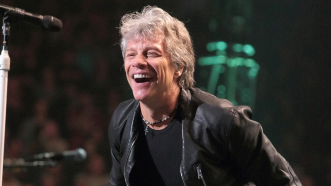 Bon Jovi Ends Pittsburgh Concert Early, Blames Sore Throat