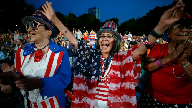 Independence Day Filled With Concerts, Parades and Politics