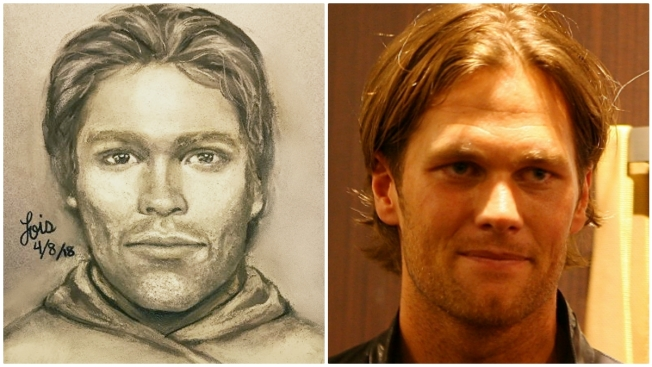 Stormy Daniels 'Handsome Thug' Sketch Has Some Pointing at Look-Alike Celebs