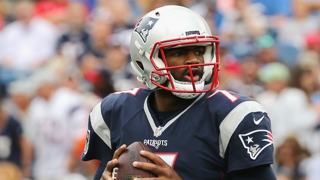 Patriots trade quarterback Jacoby Brissett to Colts