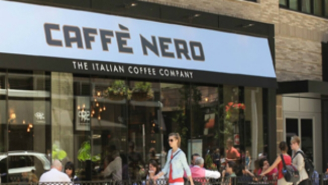 Caffe Nero and Wingstop Plan to Open in Same Building in South Boston