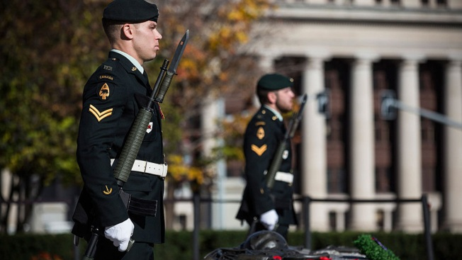 Canada to Increase Military Spending 70 Percent in 10 Years