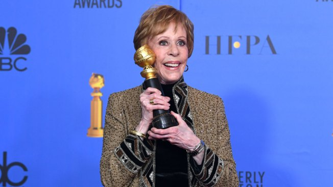Carol Burnett Returning to 'Mad About You' Revival