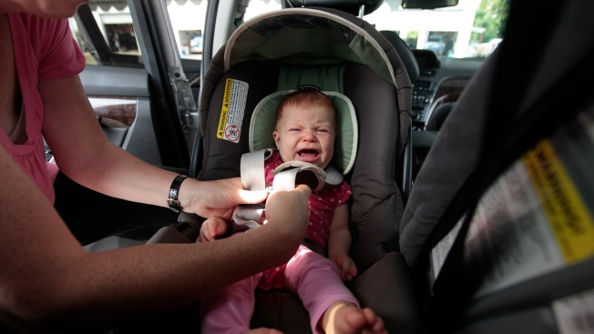 New Car Seat Guidelines Indicate Child's Size Should Be Considered Over Age