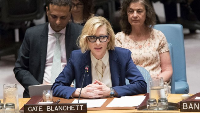 Cate Blanchett: Nothing Prepared me for Gut-Wrenching Rohingya Suffering