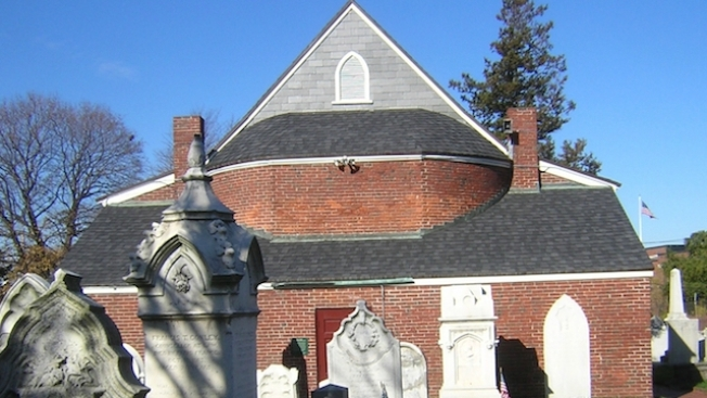Southie History Lesson: St. Augustine Chapel & Cemetery