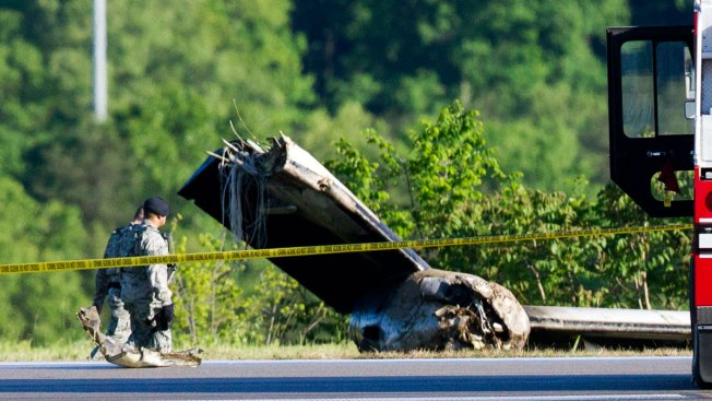 Two die in cargo plane crash at West Virginia airport