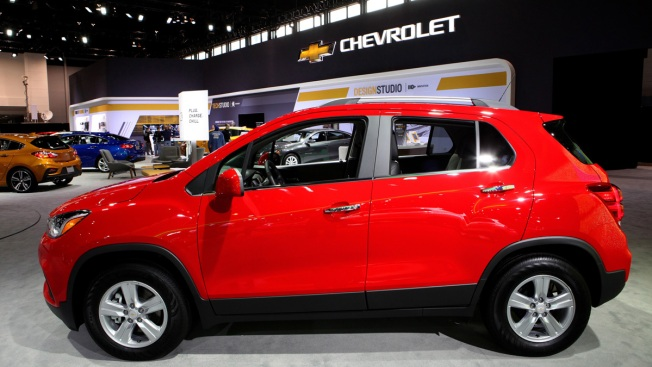 GM Recalls Chevrolet Small SUVs; Suspension Welds Can Break