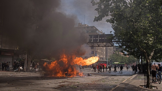 What's Behind Fiery Latin American Protests?