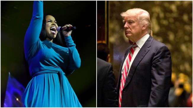 Grammy Winner Chrisette Michele Criticized Following Report She'll Perform at Trump Inauguration