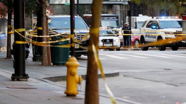 4 Dead in Cincinnati Bank Shooting, Including Gunman, Police Say