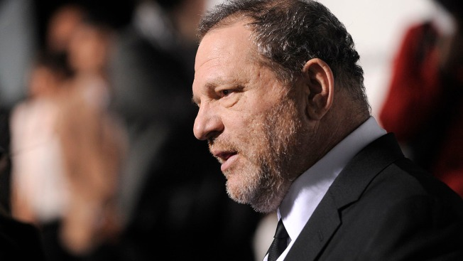 UK Police Investigating Weinstein Allegations by 10 Women