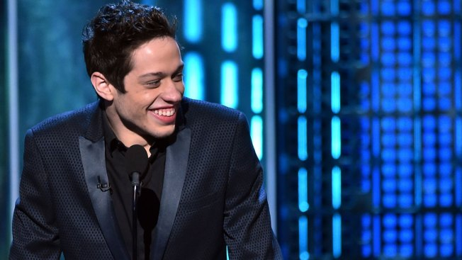Pete Davidson Jokes About Ariana Grande Breakup and Louis CK 2 Weeks After Alarming Note