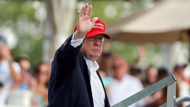 Man Accused of Vandalizing Greens at 4 Trump Golf Courses