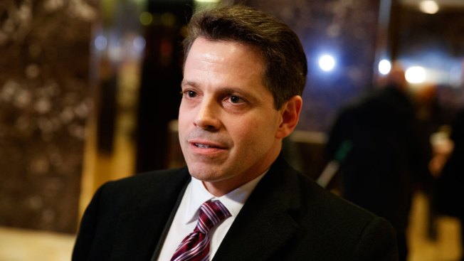 Anthony Scaramucci Expected to Be Named WH Communications Director: Sources