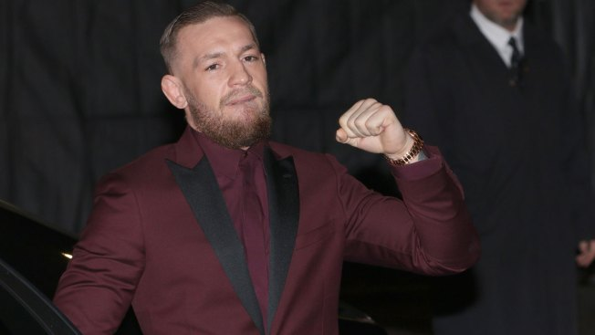 Conor McGregor Involved in Backstage Melee Ahead of UFC 223