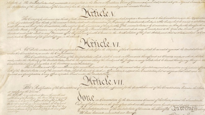 Conservatives Want to Bypass Usual Way to Amend Constitution