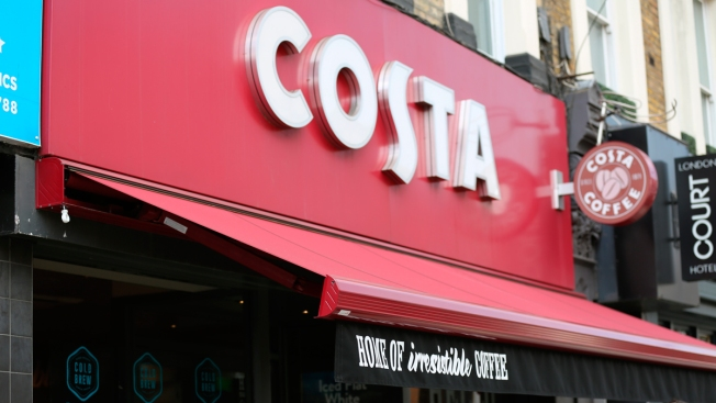 Caffeine Hit for Coca-Cola as it Buys Costa Coffee Chain
