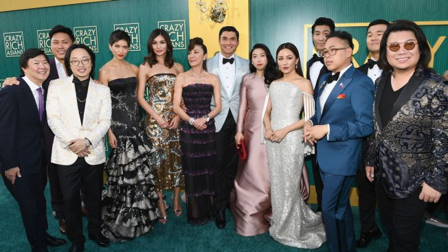'Crazy Rich Asians' Spurs Conversation Over Representation