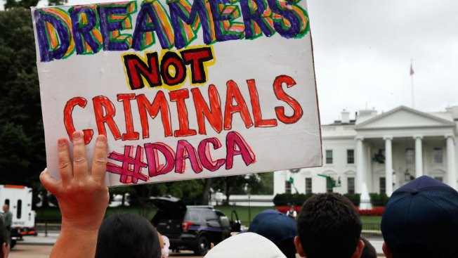 White House Says Trump's DACA Announcement Coming Tuesday