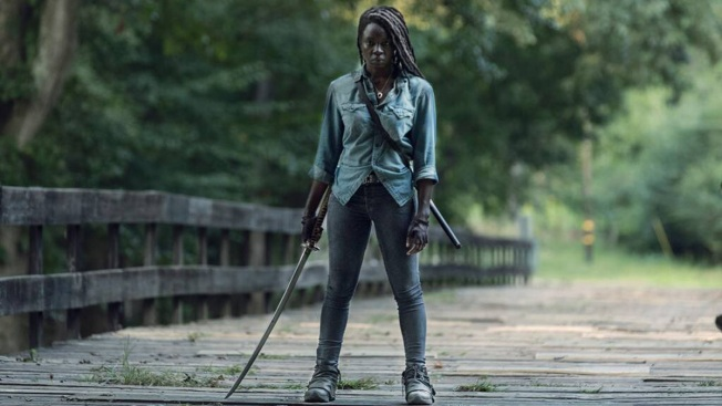 'The Walking Dead' Comic-Con Panel Confirms Danai Gurira's Exit and Premieres New Trailer