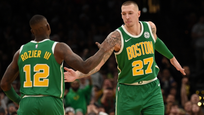 newest 1183d 461b3 NBA Rumors: Daniel Theis, Celtics Agree to Two-Year, $10M ...