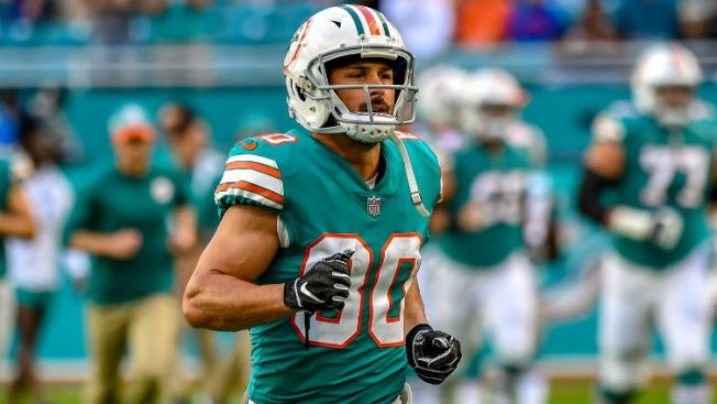 reputable site cfc96 70343 Danny Amendola Released by Dolphins; Will He Return to ...