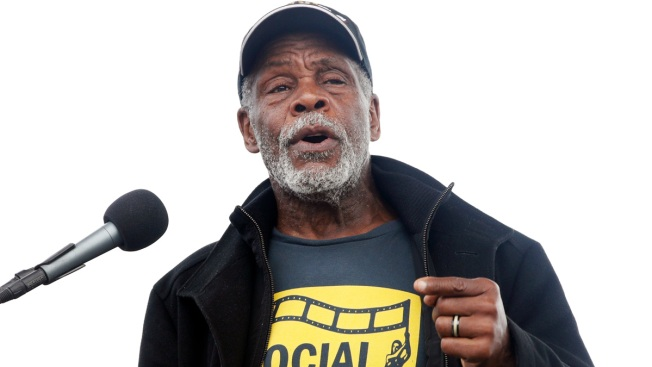 Danny Glover to Testify at House Slavery Reparations Hearing