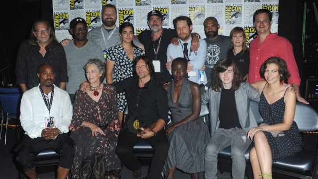 'Walking Dead' Cast Honors Superfan Who Passed Away