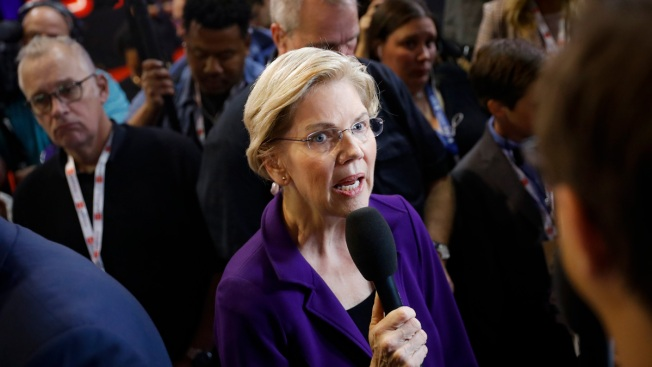 Warren Campaign Office in New Hampshire Broken Into