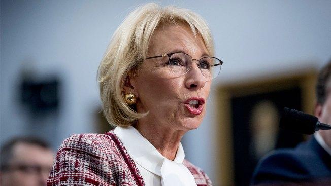 DeVos Revokes Obama-Era Rule Policing For-Profit Colleges