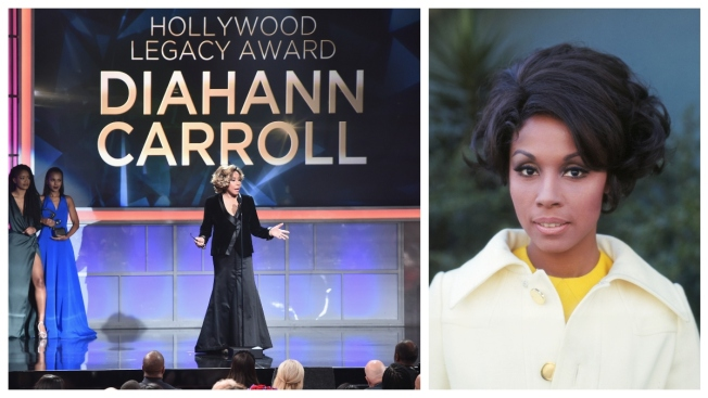 Pioneering Actress Diahann Carroll Dies of Cancer at 84