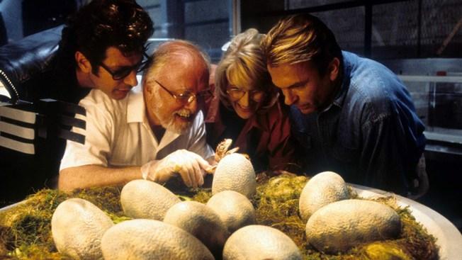 Laura Dern, Sam Neill, Jeff Goldblum to Return for 'Jurassic World 3'