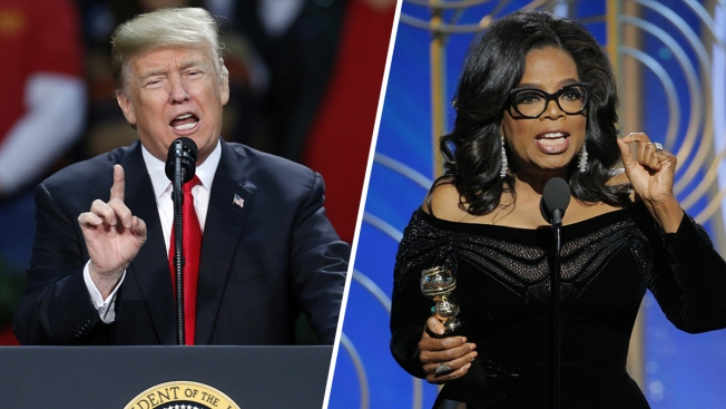 Oprah Winfrey in 2020? Don't rule it out