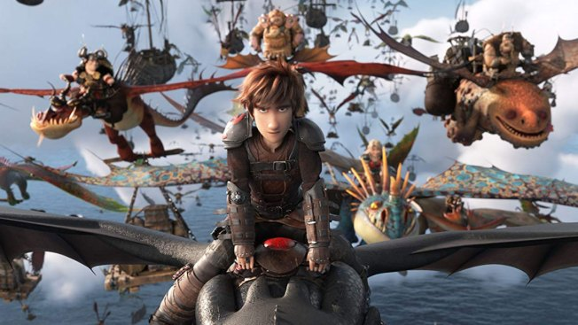 2019: Year of the Dragon on Screens Big and Small