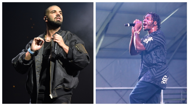 Drake Claims Rival Pusha T Used Blackface Pic Out of Context