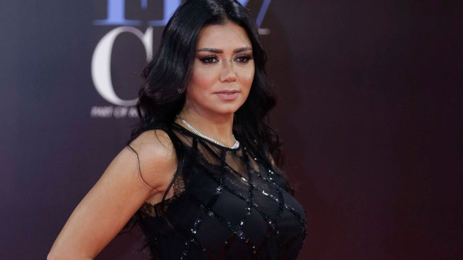 Egyptian Actress Says Revealing Dress Wasn't Meant to Offend